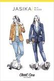 Closet Core Patterns - Jasika Blazer  €19,95_