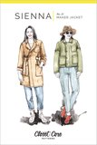 Closet Core Patterns - Sienna Maker Jacket  €19,95_