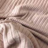 Verhees - Recycled RIB cotton SALMON €13,50 p/m  _