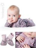 Minikrea Baby set met slofjes 11420_