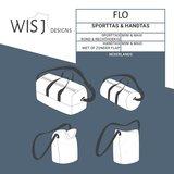 WISJ - Flo sport- en handtas €12_