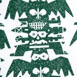 Mereen - Totem Green €24,90 p/m jersey (organic) _