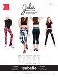 Jalie 3674 Isabelle Leggings and skating pants GIRLS & WOMEN €15_