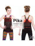 Jalie 3679 Pika sport bra and tank GIRLS-WOMEN €15_