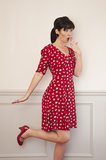 Sew Over It - 1940's Tea dress Dress €15_