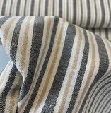 Bittoun - Sand Striped LINNEN VISCOSE €26 p/m_