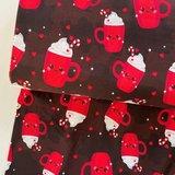 Ernst Textil - Hot Chocolate - jersey €22,90 p/m _