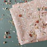 Atelier Brunette - Petal Maple (COTTON SINGLE GAUZE) €19,90 p/m_