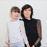 Ikatee - LOBELIA Mum shirt - 34/52_