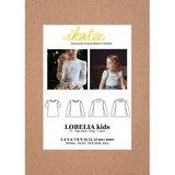 Ikatee - LOBELIA kids shirt - 3y-12y_