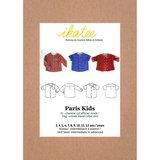 Ikatee - PARIS kids Shirt 3-12Y  €16 p/s_