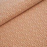 Stoffonkel - Nicky velvet Animal dots  €23,90 p/m GOTS_