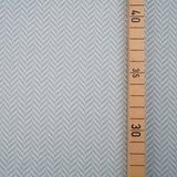 Stoffonkel - Organic JACQUARD herringbone GLETSCHER €23,80 p/m GOTS_