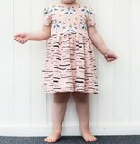 Threads by Caroline AMELIE TOP & DRESS mt56-146 €18_