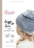 Threads by Caroline SIGGE&SIRI BABY50 t/m SIZE L €12,50_