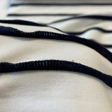 Bittoun La Maison Victor - 3D stripes JERSEY €29,90 p/m_