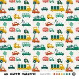 Lillestoff - On wheels SUMMERSWEAT €21,80 p/m GOTS_