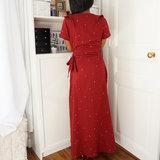 Les Lubies de Cadia - Fleurette wrap dress - 34/56_