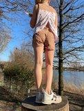 COUPON 85cm Ansje Handmade - Giraffe look JERSEY €23,50 p/m_