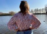 Ansje Handmade - Zebra pink JERSEY €23,50 p/m_