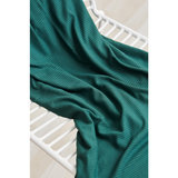 meetMilk - EMERALD  Derby Ribbed Jersey TENCEL™ Modal vezels €22,50 p/m_