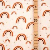 Stoffonkel - Nicky velvet Rainbow  €23,90 p/m GOTS_
