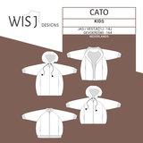 WISJ - Cato vest/bomber/midi jas €12_