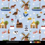 Lillestoff - Polderland JERSEY €21,30 p/m GOTS_