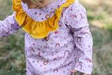 Lillestoff - Eenhoorn kind JERSEY €21,30 p/m GOTS_