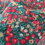 Liberty London - Wiltshire GLITTER Organic Tana Lawn™ €34,90 p/m_
