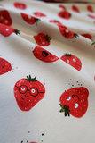 Mieli Design - Strawberries JERSEY €25,50 p/m (organic)_