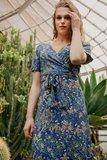 Atelier Jupe - Savannah wrapp dress patroon €16,50 p/m_