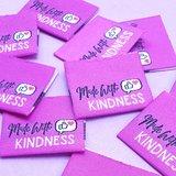 Sew Anonymous -  Made with Kindness labels €6,50 per set_