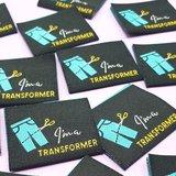 Sew Anonymous -  I'm a Transformer labels €6,50 per set_
