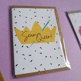 Sew Anonymous -  Kaart Sew Queen €3,50 p/s_