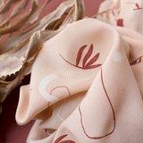 Atelier Brunette - Sandstorm Blush Kelsey viscose  (ECOVERO) €19,90 p/m_