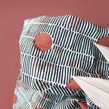 Atelier Brunette - Mirage Chestnut (COTTON SINGLE GAUZE) €19,90 p/m_