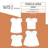 WISJ - Fons en Lena DAMES 34t/m50 €12_