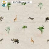 Ansje Handmade - CRAFT ANIMALS JERSEY €23,50 p/m_