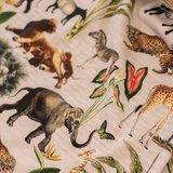 Ansje Handmade - SAFARI ANIMALS JERSEY €23,50 p/m_