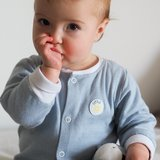 Ikatee -  Little Sunshine woven labels €6 per set_