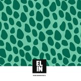 Elin Aarenstrup - Leo groen JERSEY €26,50 p/m_