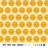Lillestoff - Let the sun shine JERSEY €21,30 p/m GOTS_