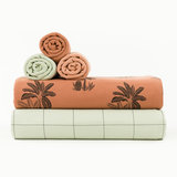 See you at six - Palm Trees Pecan Bruin FRENCH TERRY €22 p/m_