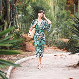 See you at six - Jungle Green Gables VISCOSE €15 p/m_