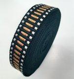 Tassenband FANTASY LUREX 30mm €4 p/m_