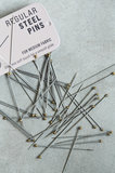 SEWPLY - Regular steel pins _