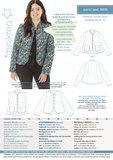 Minikrea Dames Quilted jasje 70575_