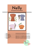 Smospotten&Snoesjes - Nelly mt 92-152 €15_