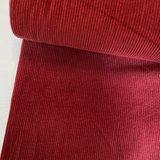 Polytex Corduroy - Deep Red €16,90_
